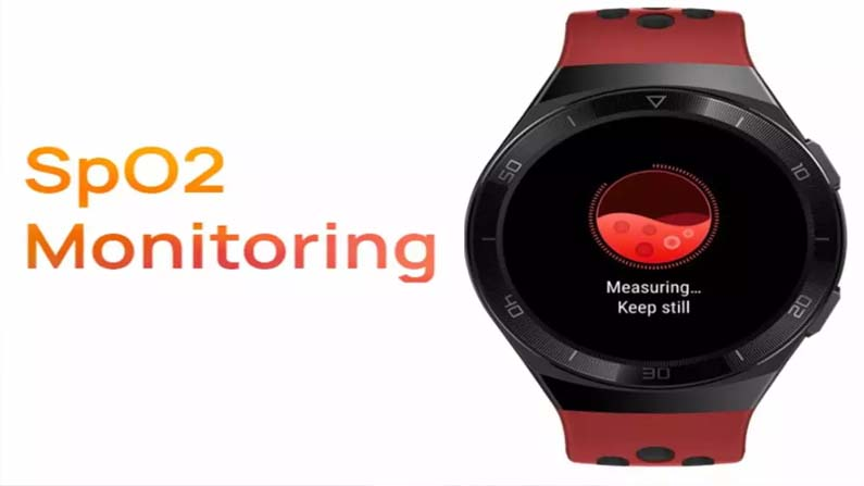 Oxygen Levels Can Be Easily Detected With This Smart Watch-TeluguStop.com