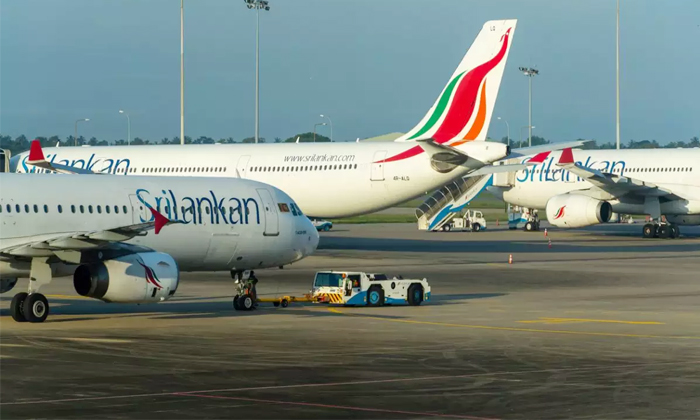 Sri Lanka Bans All Indian Flights Due To Corona-TeluguStop.com