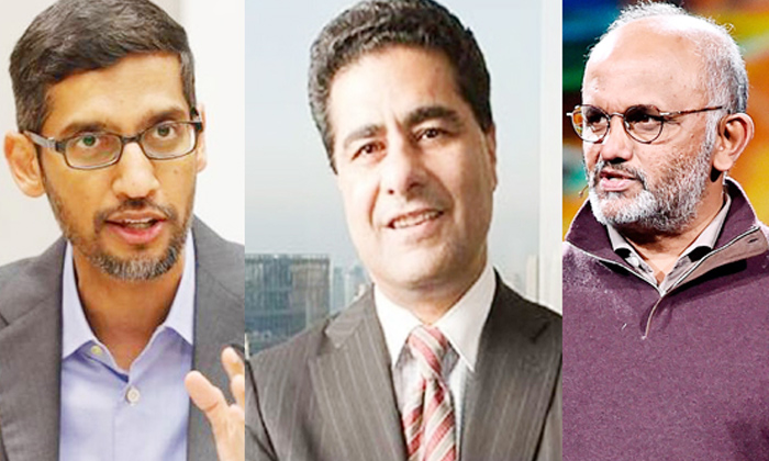 Indian Americans On Covid Global Taskforce Panel-TeluguStop.com