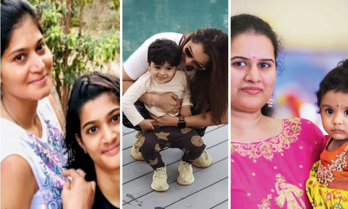 Super Moms Who Have Become Mothers And Also Excelled In International Sports-TeluguStop.com