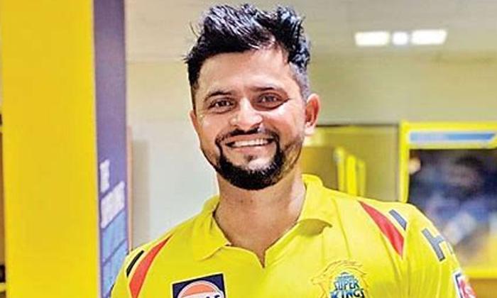 Suresh Raina Ipl Csk New Record Ipl Dhoni Team-TeluguStop.com