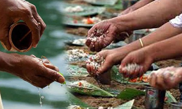 If Akshay Leaves Tarpana To The Ancestral Gods On The Third Day-అక్షయ తృతీయ రోజు పితృదేవతలకు తర్పణం వదిలితే..-Latest News - Telugu-Telugu Tollywood Photo Image-TeluguStop.com