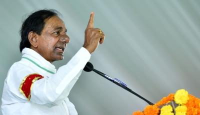 Telangana CM Congratulates Mamata, Stalin, Vijayan-General-English-Telugu Tollywood Photo Image-TeluguStop.com