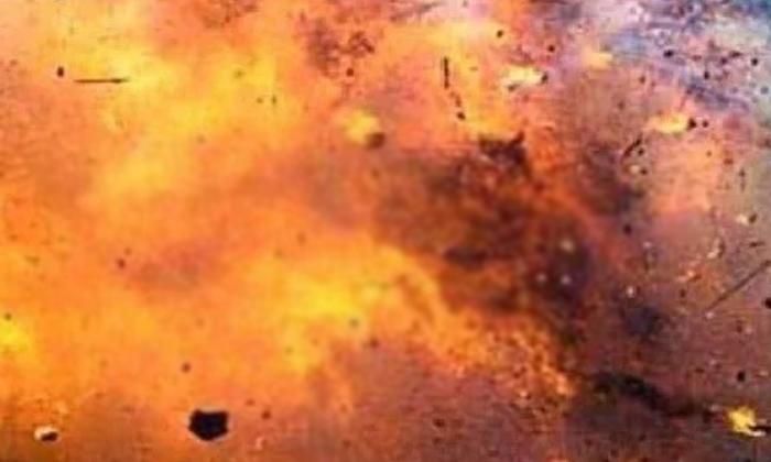 Huge Blast In The-TeluguStop.com