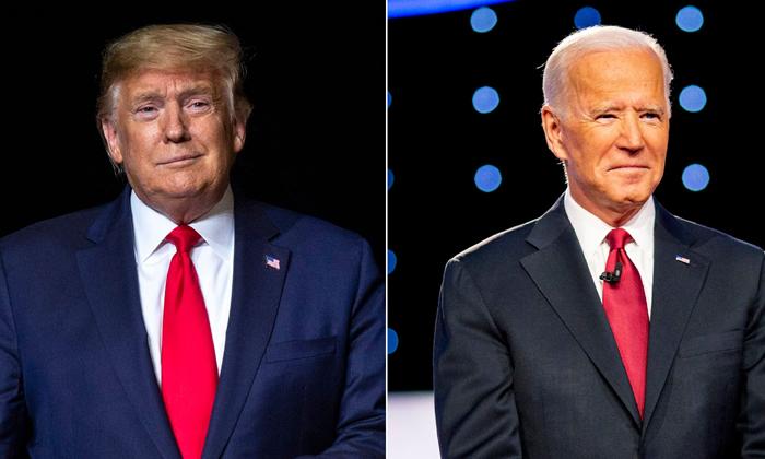 Joe Biden And Donald Trump Saved America From Corona-TeluguStop.com