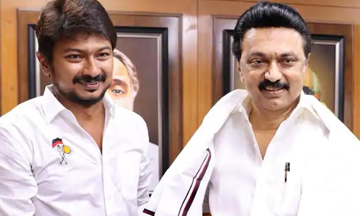 If The Hero Udayanidhi Stalin Knew The Property In How Many Quotes-హీరో ఉదయనిధి స్టాలిన్ ఆస్తి ఎన్ని కోట్లో తెలిస్తే-Latest News - Telugu-Telugu Tollywood Photo Image-TeluguStop.com