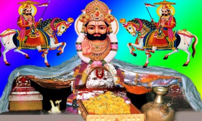 Unknown Facts Of Ramsha Pir Temple In Rajasthan-TeluguStop.com