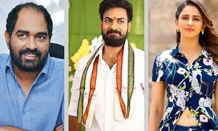 Vaishnav Tej Krish Movie Latest Updates-TeluguStop.com