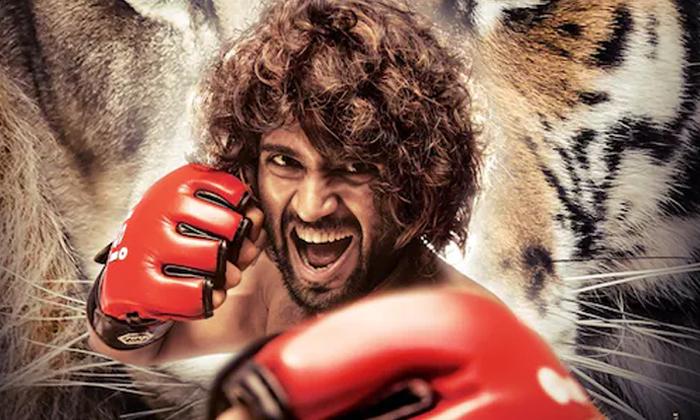 Vijay Devarakondas New Film Liger Teaser May Relase His Birthday-TeluguStop.com
