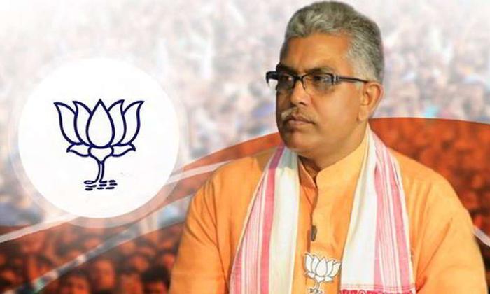 West Bengal Bjp Chief Dilip Ghosh Sensational Remarks On The Defeat Of Their Party Candidates-తమ పార్టీ అభ్యర్థుల ఓటమి పై బెంగాల్ బీజేపీ చీఫ్ సంచలన వ్యాఖ్యలు.. -Breaking/Featured News Slide-Telugu Tollywood Photo Image-TeluguStop.com