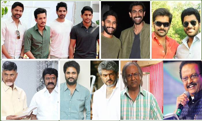 Brother In Laws In Tollywood Industry-TeluguStop.com