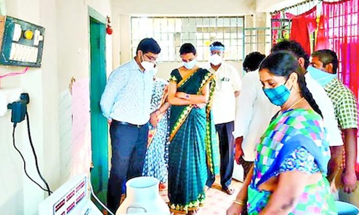Ap Cm Jagan Has Taken A Crucial Decision To Benefit The Milk Farmers-TeluguStop.com