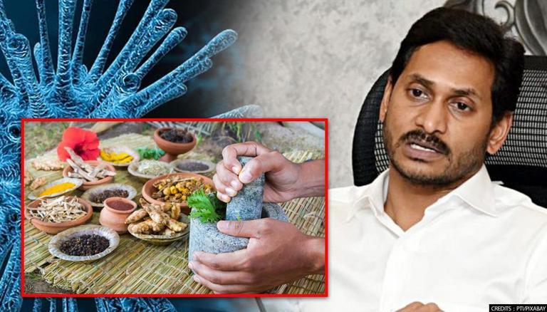 Ap Govt Tells Court Harmful Substance In Anandaiah Eye Drops-TeluguStop.com
