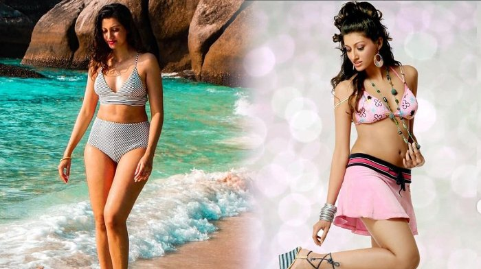 Actress Hamsa Nandini Bikini Images-telugu Actress Hot Photos Actress Hamsa Nandini Bikini Images - Telugu Latest Movie High Resolution Photo
