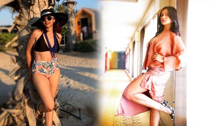 Actress Shweta Basu Prasad Hot Bikini Images-telugu Actress Hot Photos Actress Shweta Basu Prasad Hot Bikini Images - Te High Resolution Photo