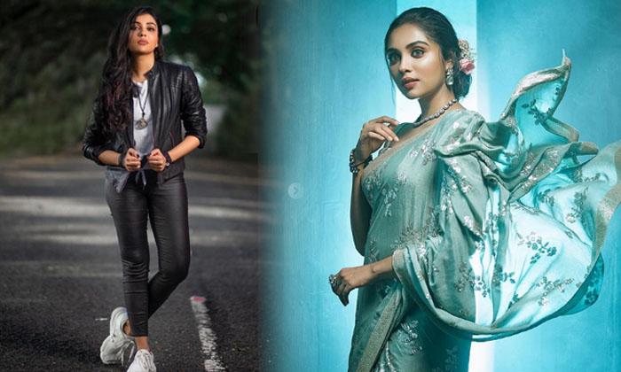 Actress Smruthi Venkat Captivating Clicks Are Winning The Internet-telugu Actress Hot Photos Actress Smruthi Venkat Capt High Resolution Photo