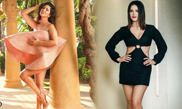 Actress Sunny Leone Goes Sultry In Latest Set Of Spicy Images-telugu Actress Hot Photos Actress Sunny Leone Goes Sultry High Resolution Photo