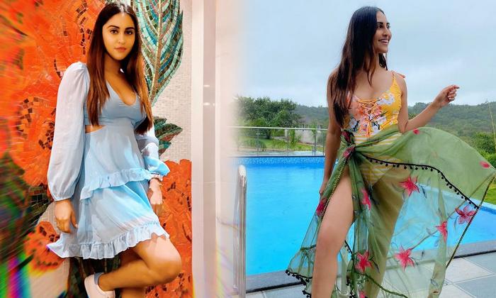 Actress Krystle D Souza Glamorous Photoshoot- క్రిస్టెల్ డి సౌజా స్టన్నింగ్ ఇమేజస్-telugu Actress Hot Photos High Resolution Photo