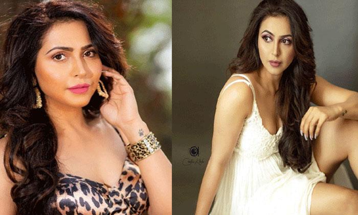 In The Name Of God Film Heroine Nandini Rai Slap By Vivek-TeluguStop.com