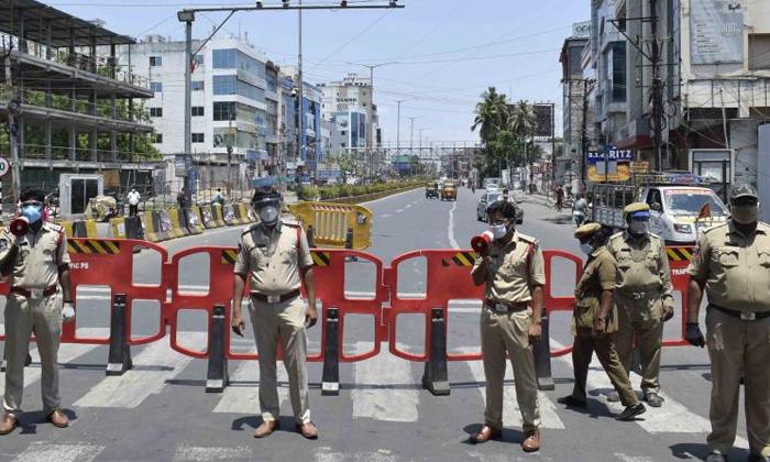 Andhra Pradesh State Curfew New Timings-TeluguStop.com