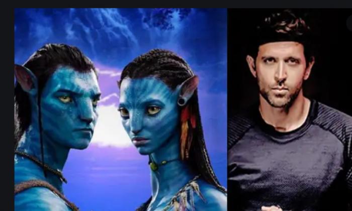 Avatar Costume Team To Style Hrithik Roshan As Ravana-TeluguStop.com
