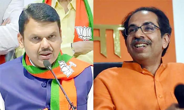 Bjp Senior Leader Devendra Fadnavis Sensational Comments On Uddhav Thackeray Government-TeluguStop.com