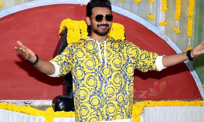 Bellamkonda Ganesh Start Second Movie-TeluguStop.com