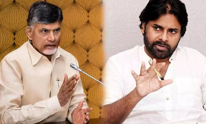 Chandrababu Is Trying To Form An Alliance With Other Parties-TeluguStop.com