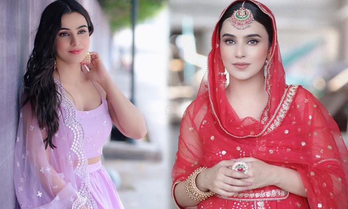 Bollywood Gorgeous Actress Ankitta Sharma Latest Glamorous Pictures - Telugu Ankita Sharma Dance Video Dresses Facebook High Resolution Photo