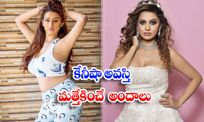 Bollywood hot model and actress kenisha awasthi romantic photoshoot-కేనీషా అవస్తి మత్తెక్కించేఅందాలు
