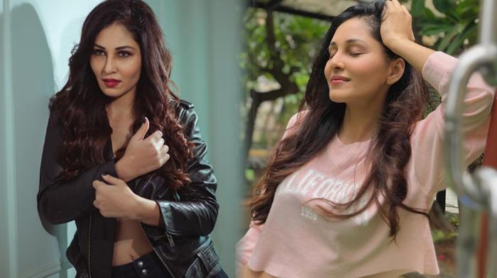Bollywood Model And Actress Pooja Chopra Amazing Poses-telugu Actress Hot Photos Bollywood Model And Actress Pooja Chopr High Resolution Photo