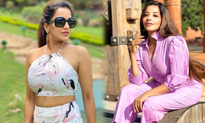 Bollywood Television Actress Asli Monalisa Captivating Photos - Telugu Asli Monalisa Glamorous Latest Photos Pics Still High Resolution Photo