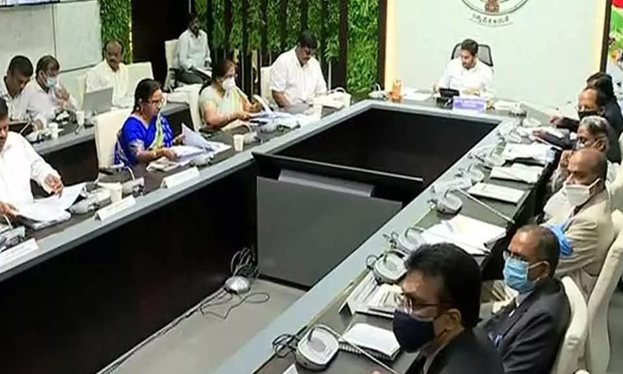 Cm Jagan Meeting With State Level Bankers-TeluguStop.com