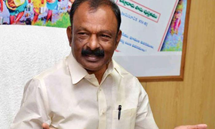 Chandrababu Naidu Praises Former Minister Raghuveera Reddy-TeluguStop.com