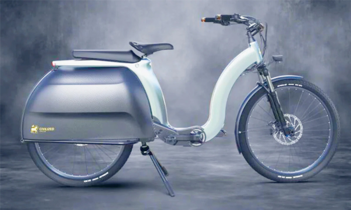 Civilized Model 1 New Electric Cycle Bike Now In Market-TeluguStop.com