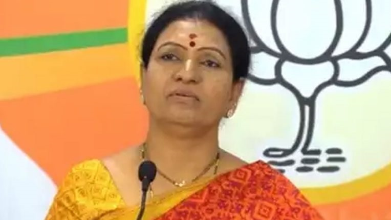 Dk Aruna Comments On Ap Telangana Water Controversy-TeluguStop.com