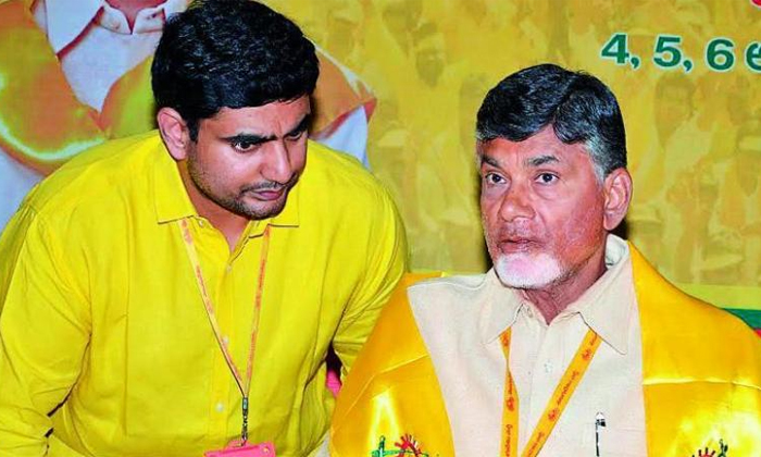Did Those Comments Increase The Distance To Lokesh With Achennaidu-TeluguStop.com