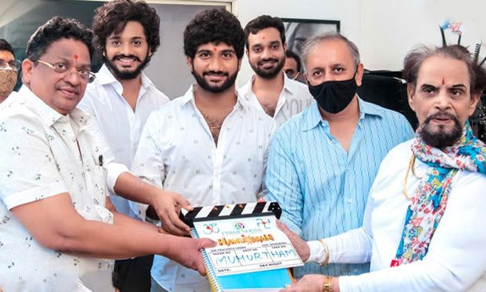 Prasanth Varma Hanuman Movie Launching-TeluguStop.com