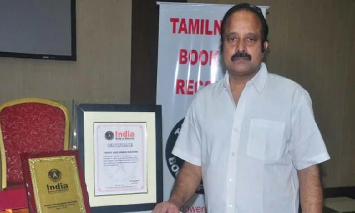 Dubbing Artist Ghantasala Ratnakumar Passed Away Due To Cardiac Arrest-Latest News - Telugu-Telugu Tollywood Photo Image-TeluguStop.com