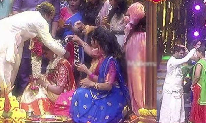 Varsha Emmanuel Marriage Promo Goes Viral In Social-TeluguStop.com