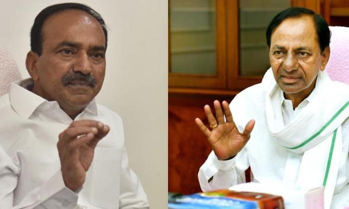 Etela Rajendar Trs Ministers Huzurabad Constituency-TeluguStop.com