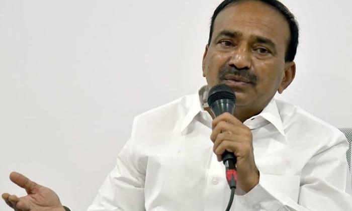 Telugu Etela Rajendar Strong Counter To Trs Ministers, Huzurabad Constituency, Telangana Politics, Trs< Etela Rajendar-Telugu Political News