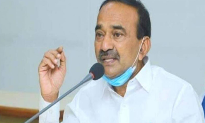 Rajender Warns Telangana Government-TeluguStop.com