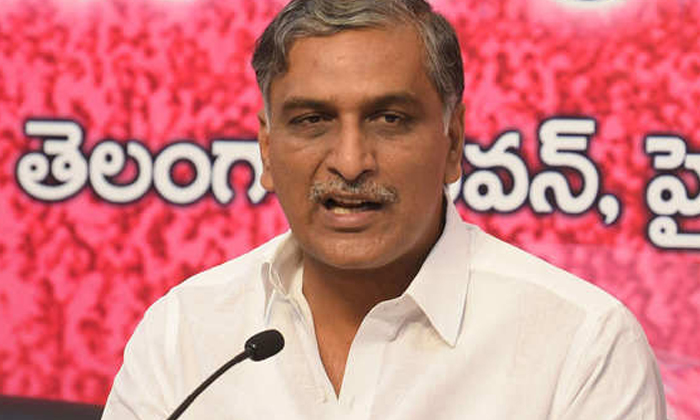 Increased Prominence For Harish Rao In The Trs Party-మేనల్లుడికి పెరిగిన ప్రాధాన్యం అదే కేసీఆర్ రాజకీయం -Political-Telugu Tollywood Photo Image-TeluguStop.com