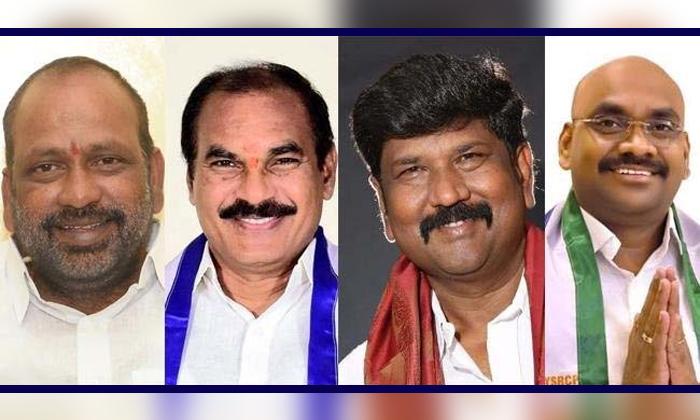 Four New Faces In The Andhra Pradesh Legislature-TeluguStop.com