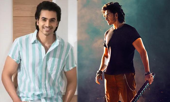 Hero Galla Ashok Movie Title As Hero Teaser Released-TeluguStop.com