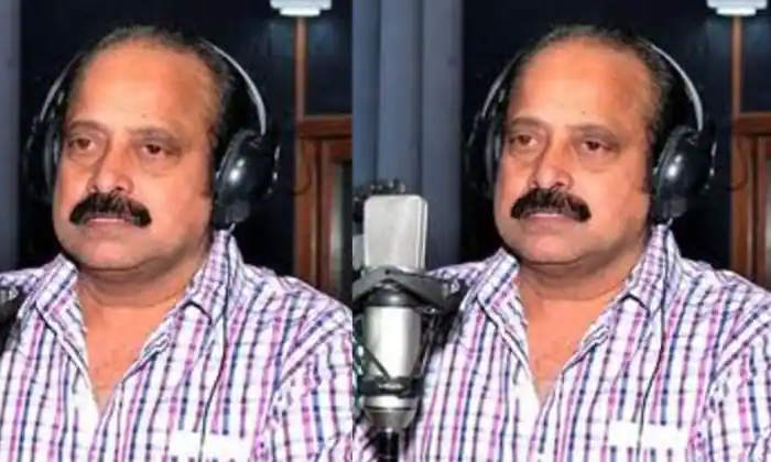 Dubbig Artist Ghantasala Ratnakumar Passed Away-ప్రముఖ డబ్బింగ్ ఆర్టిస్ట్ ఘంటసాల రత్నకుమార్ మృతి..-Breaking/Featured News Slide-Telugu Tollywood Photo Image-TeluguStop.com