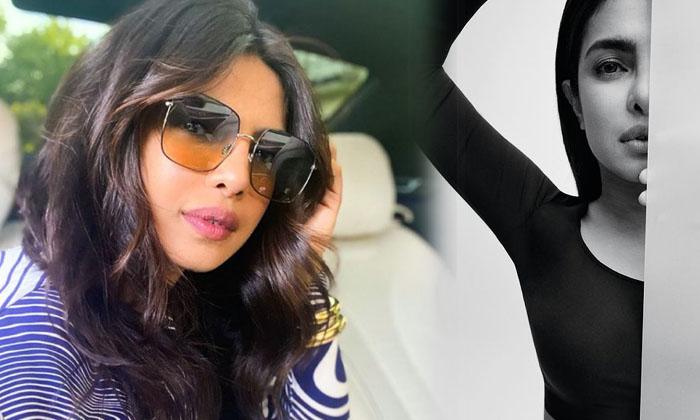 Glamorous Pictures Of Priyanka Chopra Is Creating New Waves On Social Media-telugu Actress Hot Photos Glamorous Pictures High Resolution Photo
