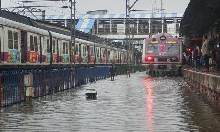 Imd Warns The Mumbai City-ముంబాయికి హెచ్చరికలు జారీ చేసిన వాతావరణ శాఖ..-General-Telugu-Telugu Tollywood Photo Image-TeluguStop.com
