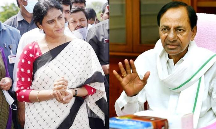 Is This Sharmilas First Target After The Party Announcement-పార్టీ ప్రకటన తరువాత షర్మిల మొదటి టార్గెట్ ఇదే-Latest News - Telugu-Telugu Tollywood Photo Image-TeluguStop.com